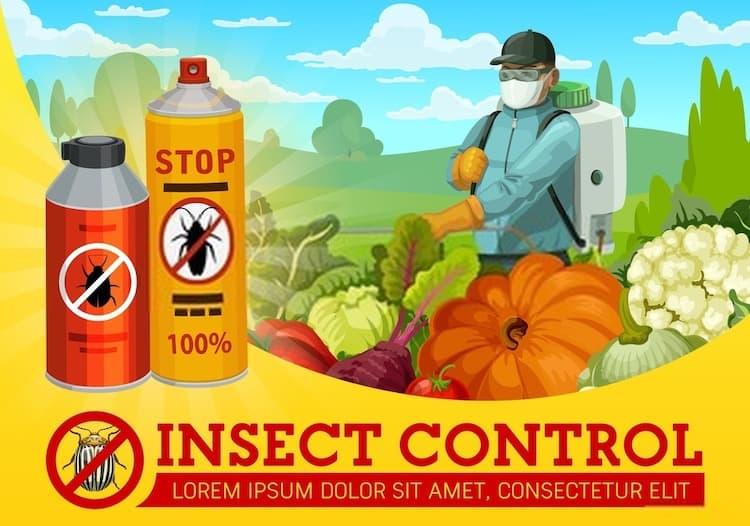 Types of Garden Pest Control