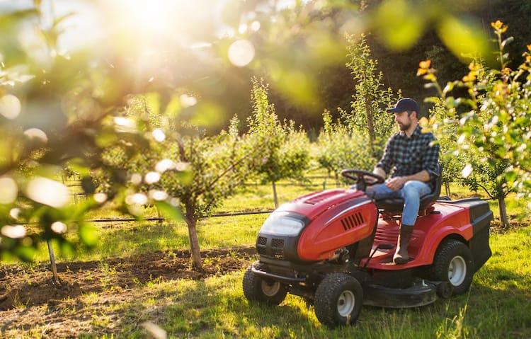 garden tractor reviews