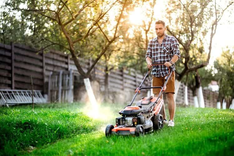 Greenworks Pro 21-Inch 80v Push Cordless Lawn Mower